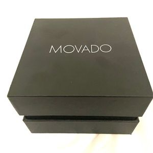 Movado temo Watch 0607292 Swiss Made 🔥